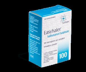 Easyhaler Salbutamol