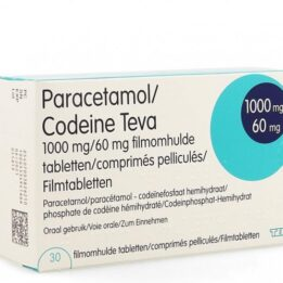 Paracetamol/Codein